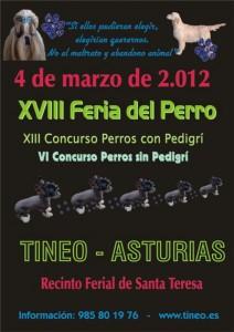 Feria del Perro de Tineo 2012